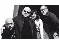 Pixies tickets on sale!-FLOOR STANDING July 11th @ O2 Academy Brixton, London.