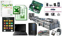 Business System Install & support & PC setup & Electronic Repair