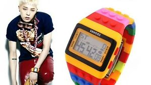 Unisex watch - Colorful Lego gift Watches