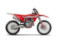 GAS GAS MC 450F 2021 MOTOCROSS BIKE BRAND NEW