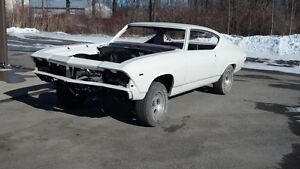 69 Chevelle Body Wanted