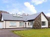 3/4 bed family house near Fort William