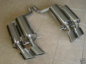 Bmw M5 Exhaust Ebay
