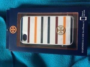 STRIPE TORY BURCH HARDSHELL PHONE CASE FOR IPHONE4 pricereduced Edmonton Edmonton Area image 4
