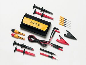Fluke TLK282 Deluxe Automotive Test Lead Kit