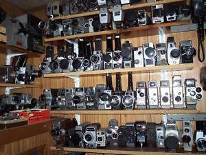 Projecteurs caméras de collection NÉGOCIABLE