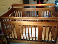 Stork Craft 'Deborah' Stages Crib