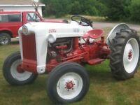 1953 Anniversary Ford Jubilee