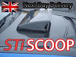 Bonnet Scoop STi 01-02 Subaru Impreza Bugeye WRX Vent
