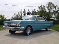 1964 Mercury Comet Caliente Coupe