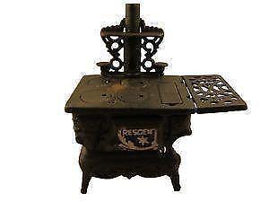 Cast Iron Stove Ebay