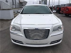 2012 Chrysler 300-Series limited Sedan-low kms 79k