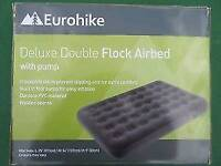 Delux Double Flock Airbed