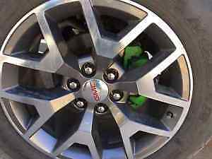 "Wanted 20"" gmc allterrain wheels"