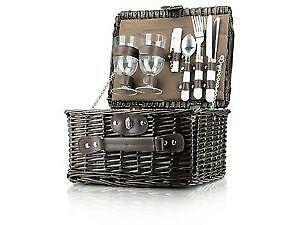 picknickkorb g nstig online kaufen ebay. Black Bedroom Furniture Sets. Home Design Ideas