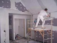PAINTING DECORATING INSIDE AND OUTSIDE AND REFURBISHMENT