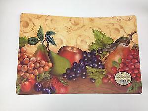 Fruit Placemats Ebay