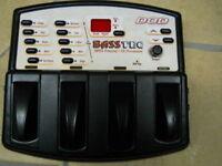 BASS TEC, Bass Preamp /FX Processor