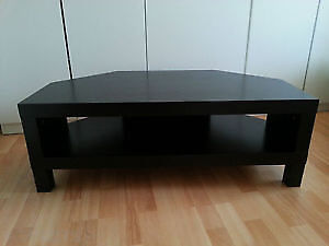 IKEA LACK TV Stand / Media Bench / Table In Black Brown