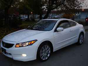 2010 Honda Accord EX-L Coupe (2 door)