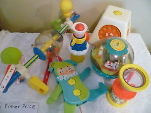 Fisher Price First Toys