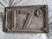 Railway Plate