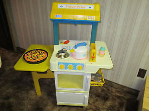 Fisher Price Toy Kitchen