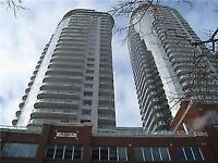 Central Downtown 2BR Fully Furnished High-rise Condo Suite
