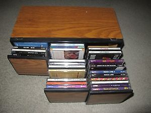 CD Storage Containers