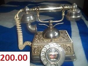 antique phone $ 200.00