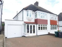 A NEWLY REFURBISHED 4 BEDROOM HOUSE WITH GARAGE, PARKING, UTILITY ROOM, CLOSE TO SCHOOLS & SHOPS