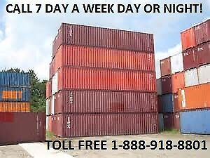 BARRIE SHIPPING CONTAINERS FOR ALL STORAGE NEEDS!!