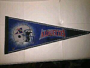 Drapeau des Alouettes des années '90