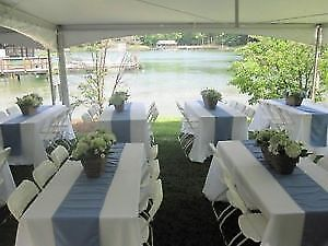 Tents, Chairs, Tables, Food warmers, Speakers for rent !!!!!