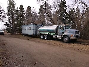 1998 Ford Water Truck & 1996 Atco Trailer