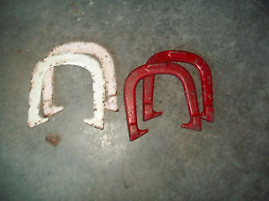 Looking to buy a horseshoe game, do not need the horse.