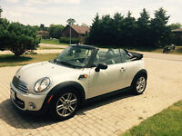 2012 MINI Convertible, Amazing condition and lots of add ons inc