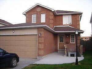 One Bedroom Lower Level Apartment - BOWMANVILLE