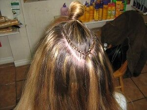 Gourgeous Sew-in Hair Extensions Windsor Region Ontario image 6