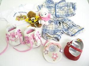 5799d14dcc Build A Bear Clothes Lot