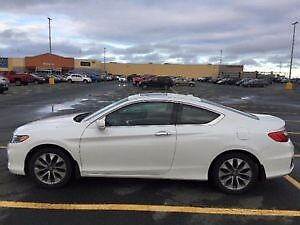 2013 Honda Accord Coupe (2 door)