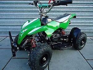 50cc Quad Bike Brand New Green