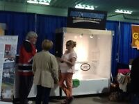 Bath Solutions Estimator at the Brockville Home Show!