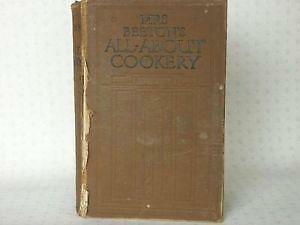 Mrs beetons cookery book 1909 lincoln
