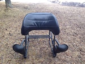 Looking for snowmobile backrest. Kingston Kingston Area image 1