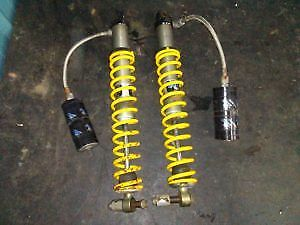 2004 ARCTIC CAT FIRECAT 700 EFI Fox Zero Pro Racing Shock (Pair)