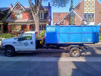 garbage bin services fast delivery call 416 768 3991