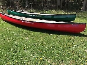 Black Spruce 16.6 ft Expedition Model-Ultra Light 57lbs