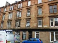 Traditional 1 Bedroom 1st Floor Flat in Allison Street Govanhill Available 9th September 2017