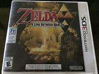 Legend Of Zelda Link Between Worlds 3ds non négociable